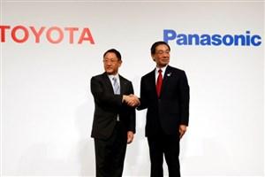 احتمال همکاری تویوتا و پاناسونیک در زمینه تولید باتری خودروهای برقی
