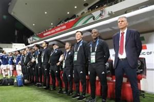کیروش:کت قهرمانی بر تن ما بزرگ است/هیچکسی در ایران نباید فراتر از جایگاه تیم ملی باشد