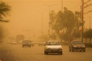 گرد و غبار در جاده های لرستان و ایلام/ 10 محور مسدود است