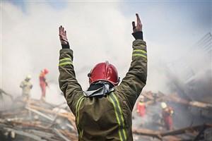 لباس آتشنشانی دستی ۲۰ میلیون تومان/ ۲ هزار دست لباس نیاز داریم