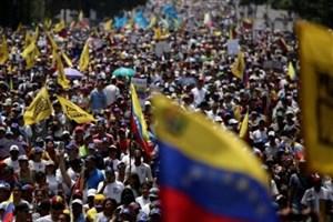 مخالفت چین با مداخله نظامی در ونزوئلا