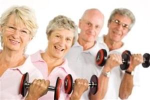 ورزش نکردن به معنی از دست رفتن توده عضلانی نیست