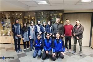 اعزام تیم سنگنوردی دانشگاه آزاد اسلامی به مسابقات جهانی