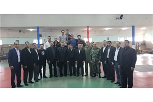 ارتش با اقتدار قهرمان مسابقات جودو سربازان نیروهای مسلح شد