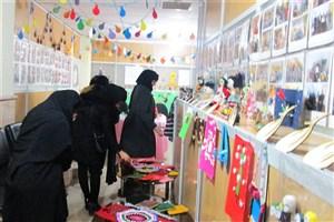 نمایش آثار هنری کودکان و نوجوانان در زمینه حقوق شهروندی