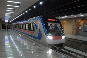 جزییات حادثه مترو سعدی