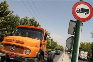 یک فوریت عوارض تردد شبانه وسایل نقلیه باری تصویب شد