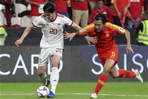 ادعای شرط بندی ۴ بازیکن تیم ملی چین روی برد ایران