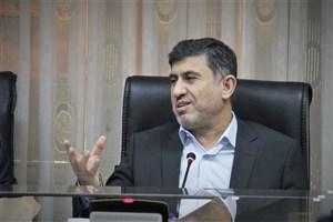 حضور رئیس واحد کرج در شورای توسعه و برنامه ریزی استان البرز
