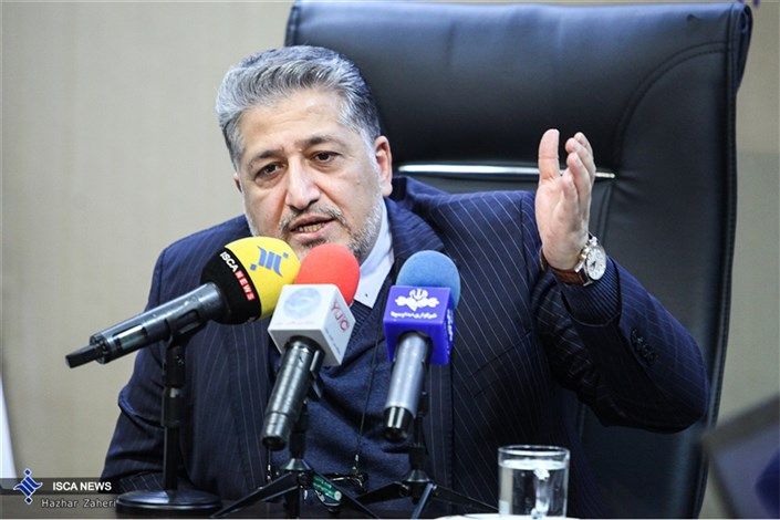 نشست خبری معاون پژوهش و فناوری دانشگاه آزاد اسلامی
