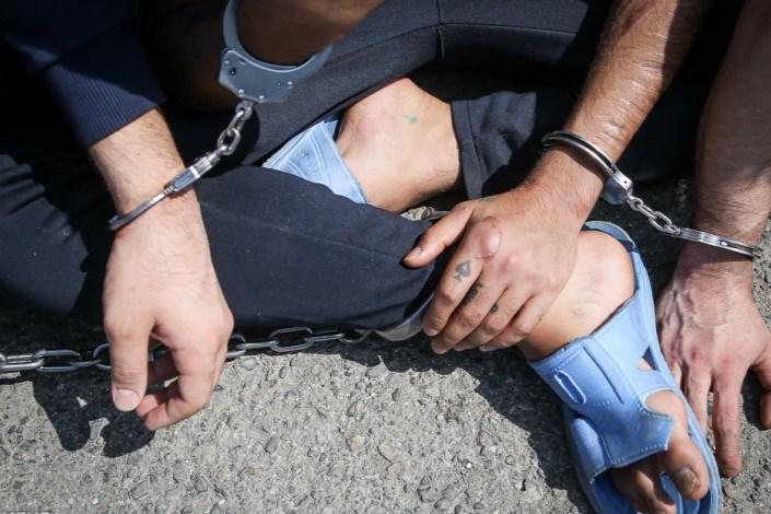 «حسین ماکارانی» دستگیر شد