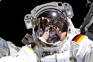 مغز فضانوردان در جمجمه شناورتر است