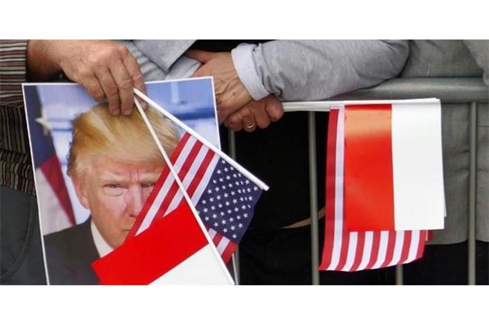 آمریکا لهستان