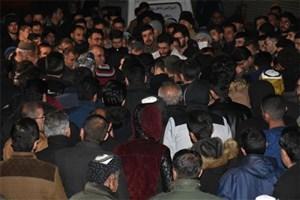 مراسم تشییع دانشجوی جان باخته دانشگاه آزاد اسلامی واحد بناب برگزار شد