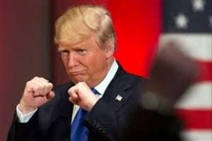 ترامپ از نابودی داعش خبر می دهد