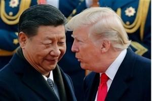 ترامپ از پیشرفت خوب مذاکرات با چین خبر داد