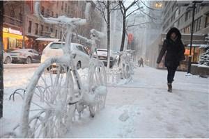 بیش از 200 میلیون آمریکایی در معرض سرمای زیر صفرهستند/مرگ 21 نفر ازسرما و یخبندان