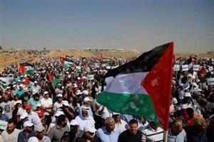 مجروح شدن 32 فلسطینی در راهپیمایی بازگشت
