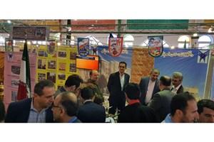حضور واحد بابل با بیش از ٢٠٠ اثر در نمایشگاه چلچراغ انقلاب اسلامی