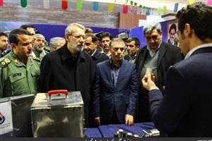 نمایشگاه ملی دستاوردهای علمی و فناوری انقلاب اسلامی گشایش یافت