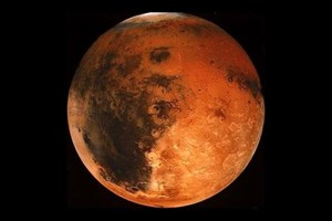 جاذبه مریخ اندازهگیری شد