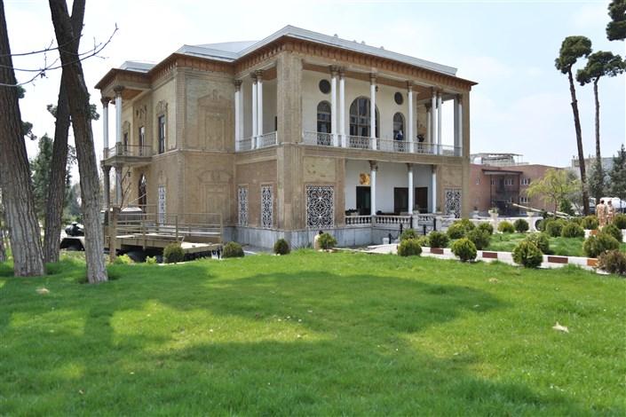 مرمت بنای خانه تاریخی تیمور تاش