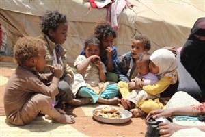 ده میلیون یمنی از گرسنگی شدید رنج می برند
