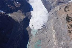 ذوب 4 برابری یخچالهای آمریکا