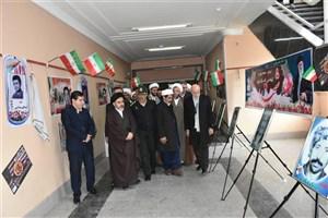 نمایشگاه عکس شهدای بوکان برگزار شد