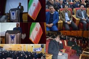 برگزاری همایش سبک زندگی اسلامی ایرانی در دانشگاه آزاد اسلامی واحد تنکابن