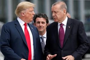 ابراز ناخرسندی اردوغان نسبت به طرح ترامپ