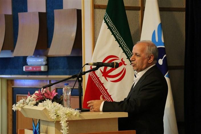 سخنرانی دکتر جمشید انصاری در جلسه ش.رای اداری استان اردبیل