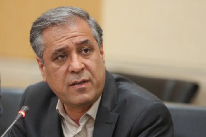 مهدی رشیدزاده رئیس پژوهشکده توسعه فناوری کاتالیست پژوهشگاه صنعت نفت،