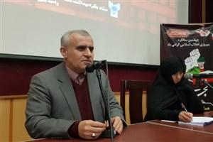 حضور بانوان در عرصه علمی؛ بزرگترین دستاورد انقلاب اسلامی است