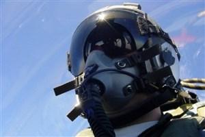 هلمتی مجهز به علائم حیاتی برای هوشیاری خلبان ها
