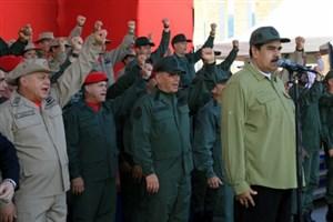آمریکا با سران ارتش ونزوئلا ارتباط مستقیم برقرار کرده است
