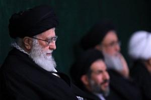 آخرین شب مراسم عزاداری حضرت زهرا(س) درحسینیه امام خمینی برگزار شد