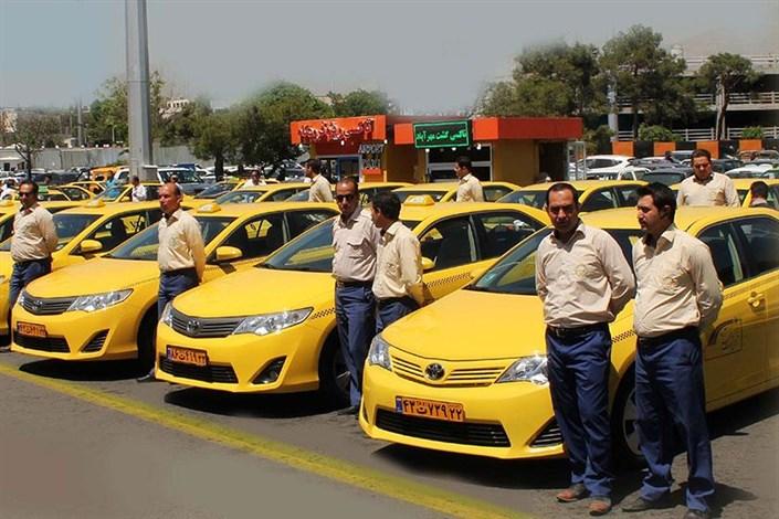 خدمات تاکسیرانی در 22 بهمن