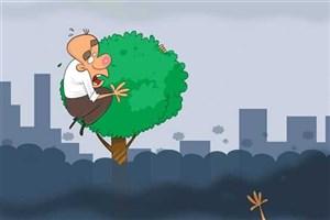 راهکارهای  بی فرجام مدیریت آلودگی هوا!