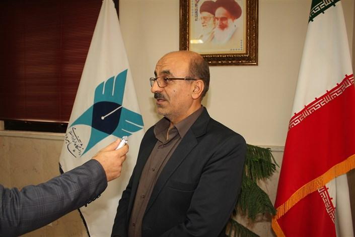 مصاحبه با ریاست دانشگاه در خصوص افتتاح مرکز تحقیقاتی به زودی