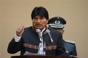 بولیوی با مداخله نظامی آمریکا در ونزوئلا مخالفت کرد