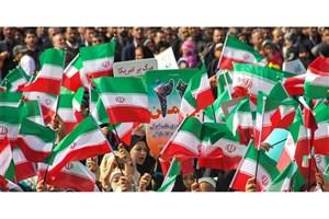 مراسم چهلمین جشن پیروزی انقلاب آغاز شد/نمایش موشکهای بالستیک