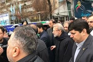 ملت ایران درمقابل دشمن یکصدا هستند