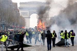 بحران نارنجک خطرناک در فرانسه بالا گرفت