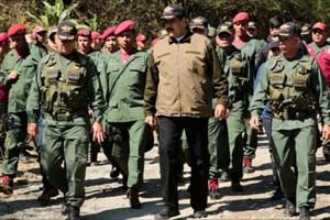 ارتباط آمریکا با ارتش ونزوئلا قابل پذیرش نیست