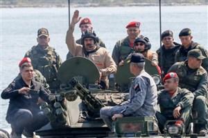 ادامه  رزمایش بزرگ ارتش ونزوئلا