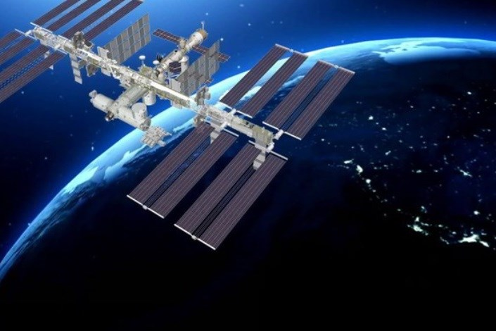 تجهیزات فضایی