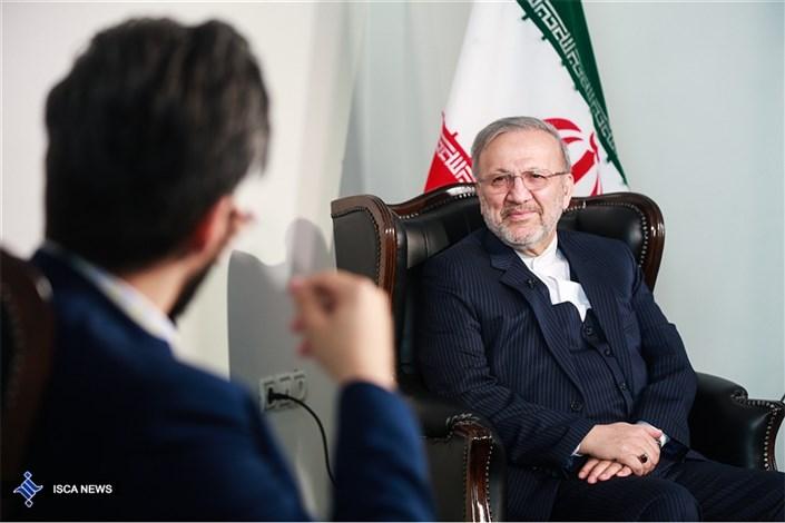 """مصاحبه اختصاصی ایسکانیوز با """"منوچهر متکی """"وزیر اسبق امور خارجه"""