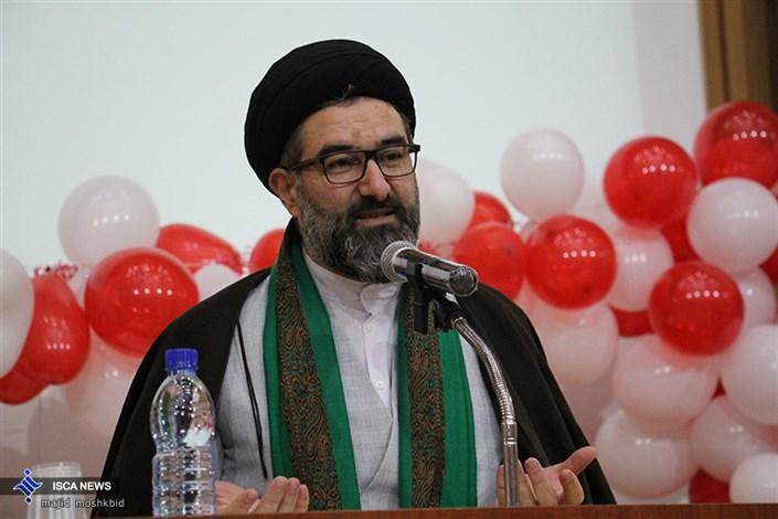 سید محمد حسین صفوی مسئول دفتر نهاد نمایندگی مقام معظم رهبری دردانشگاههای آزاد اسلامی استان