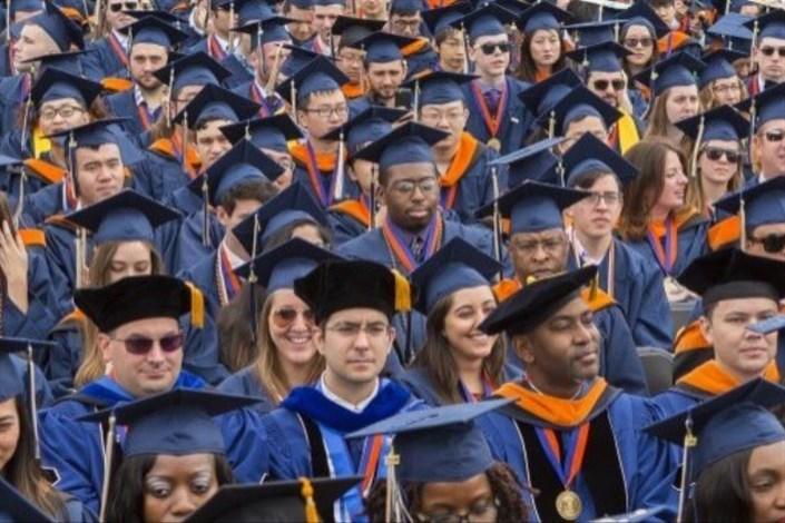 کاهش درخواست متقاضیان تحصیل در آمریکا